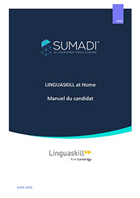 Certification LINGUASKILL SUMADI